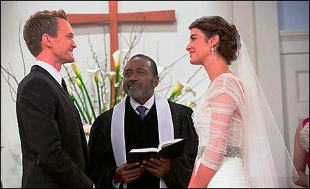 La boda de Barney y Robin