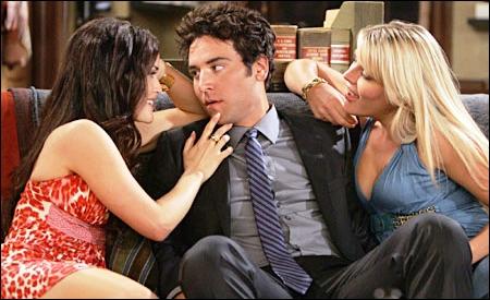 Trudy, Ted y Rachel