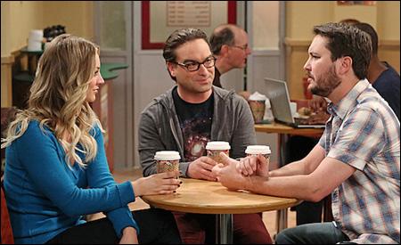 Penny, Leonard y Wil