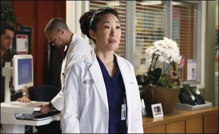 Sandra Oh es Cristina Yang