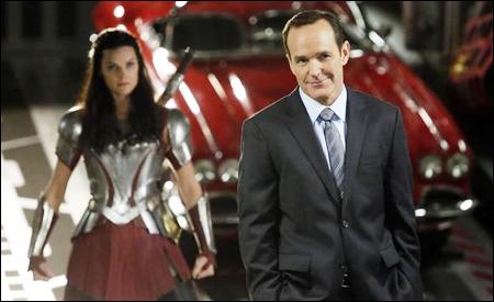 Clark Gregg es el agente Phil Coulson