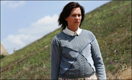 Franka Potente es Eleanor Nacht