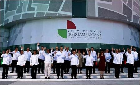 Invitados a la XXIV Cumbre Iberoamericana