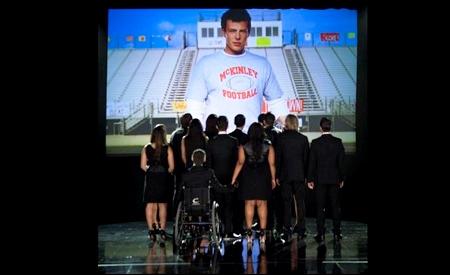 Homenaje a Cory Monteith