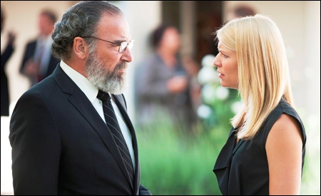 Saul y Carrie