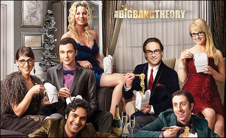 The big bang theory, octava temporada