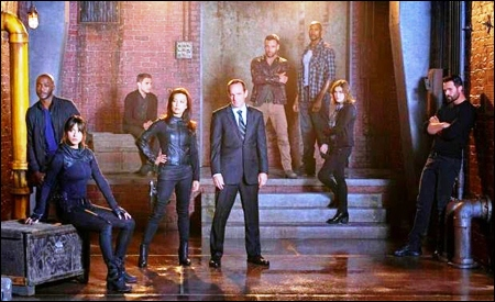 Agents of S.H.I.E.L.D., segunda temporada