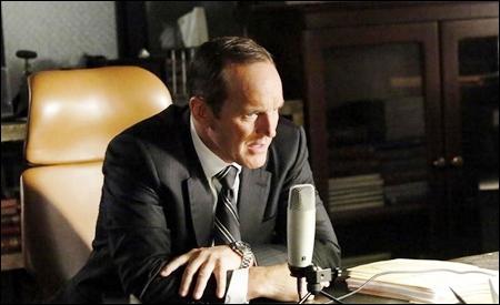 Clark Gregg es Phil Coulson