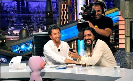 Pablo Motos y Diego el Cigala