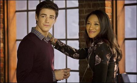 Barry Allen e Iris West