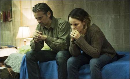 Colin Farrell y Rachel McAdams