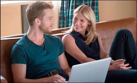 Alexander Fehling y Claire Danes son Jonas y Carrie