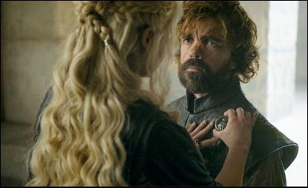 """Tyrion es nombrado """"Mano de la Reina"""""""