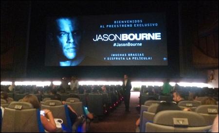 "Preestreno ""Jason Bourne"" (julio de 2016)"