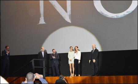 """Première de """"Noé"""" (marzo de 2014)"""